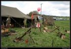2008-Celles, reconstitution WWII