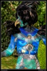 006-Elftopia2019, body painting