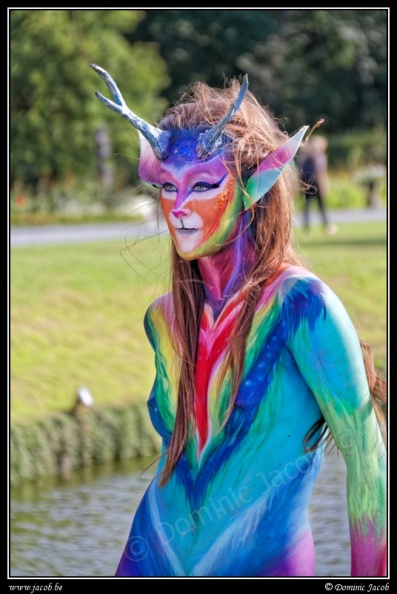 040-Elftopia2019, body painting