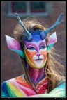 Elftopia - Body painting